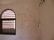 Monastery Church of St Theognia - Initial Drawings 07-04-2021 - John Conn, Templestowe, Victoria