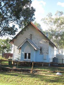 Mondure Church - Former 21-05-2017 - John Huth, Wilston, Brisbane