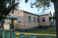 Monto Baptist Church - Former 07-02-2017 - John Huth, Wilston, Brisbane.