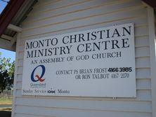 Monto Christian Ministry Centre 07-02-2017 - John Huth, Wilston, Brisbane.