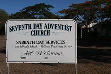 Monto Seventh-Day Adventist Church 07-02-2017 - John Huth, Wilston, Brisbane.