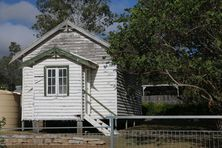 Moonford Anglican Church - Former