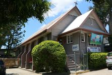 Moorooka Lutheran Church - Former