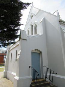 Mordialloc Presbyterian Church 31-10-2019 - John Conn, Templestowe, Victoria