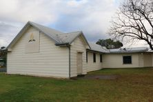 Moree Seventh-Day Adventist Church 03-10-2017 - John Huth, Wilston, Brisbane