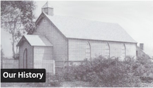 Moss Vale Presbyterian Church - Original Building unknown date - Church Website - See Note.