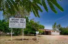 Mount Isa Gospel Hall - Former