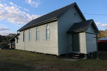 Mount Perry Uniting Church - Former