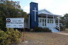 Moura Uniting Church 27-08-2019 - John Huth, Wilston, Brisbane