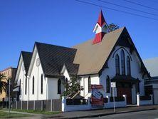Mowbraytown Presbyterian Church - Former