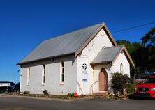 Mt Hope Uniting Church 28-07-2017 - Peter Liebeskind