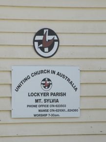 Mt Sylvia Uniting Church - Former 24-11-2017 - John Huth, Wilston, Brisbane