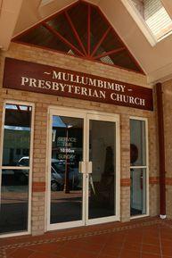 Mullumbimby Presbyterian Church 26-04-2018 - John Huth, Wilston, Brisbane