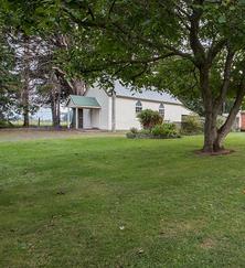 Murchison Highway, Elliott Church - Former