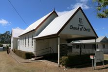 Murgon Church of Christ 02-10-2018 - John Huth, Wilston, Brisbane