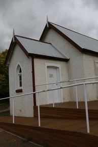 Murrumbateman Community Church 02-05-2017 - John Huth, Wilston, Brisbane.