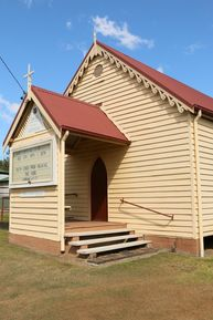 Nana Glen Community Uniting Church 17-08-2018 - John Huth, Wilston, Brisbane
