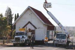 Nanango Presbyterian Church - Former