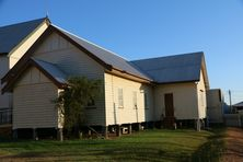 Nanango Uniting Church - Hall - Former Church of Christ - Nanango 23-05-2016 - John Huth, Wilston, Brisbane