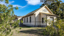 Nangkita Methodist Church - Former