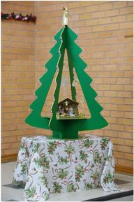 Naracoorte Church of Christ - Christmas decoration for 2018 06-12-2018 - David Carter