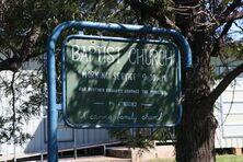 Narrabri Baptist Church - Former 03-04-2021 - John Huth, Wilston, Brisbane
