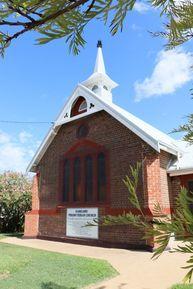 Narrabri Presbyterian Church 11-02-2020 - John Huth, Wilston, Brisbane