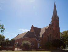 Narrandera Uniting Church 02-04-2021 - Derek Flannery
