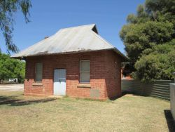 Nathalia Uniting Church - Kindergarten Hall 07-01-2013 - John Conn, Templestowe, Victoria