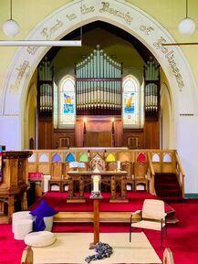 Neutral Bay Uniting Church 23-03-2020 - Church Facebook - See Note.