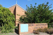 New Apostolic Church - Maryborough 03-06-2019 - John Huth, Wilston, Brisbane