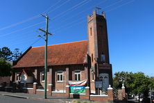 New Farm Uniting Church - Former