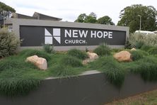 New Hope Church 14-03-2019 - John Huth, Wilston, Brisbane