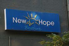 New Hope Church, Brisbane 07-01-2018 - John Huth, Wilston, Brisbane