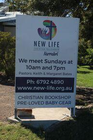 New Life Christian Fellowship 03-04-2021 - John Huth, Wilston, Brisbane