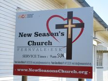 New Season's Church 15-12-2016 - John Huth, Wilston, Brisbane