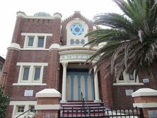 Newcastle Hebrew Congregation Synagogue