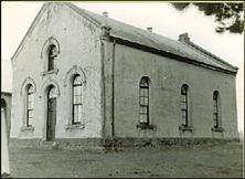 Newlyn Wesleyan Methodist Church - Former unknown date - Victorian Heritage Database - See Note.