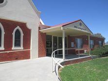 Nhill Uniting Church 03-02-2016 - John Conn, Templestowe, Victoria