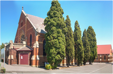 North Essendon Methodist Church - Former
