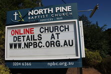 North Pine Baptist Church 27-05-2020 - John Huth, Wilston, Brisbane