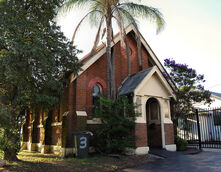 North Richmond Seventh-day Adventist Church - Former