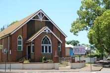 North Toowoomba Uniting Church - Former