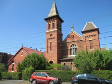 Northcote Presbyterian Church - Former