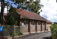 Norton Street, Ashfield Church - Former