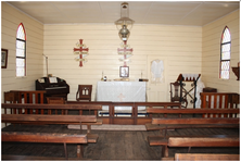 Nullamanna Methodist Church - Former 18-01-2019 - Inverell Pioneer Village - See Note.