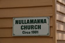 Nullamanna Methodist Church - Former 04-10-2017 - John Huth, Wilston, Brisbane.