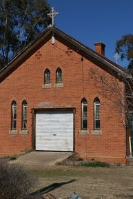 Oliver Street, Bundarra Church - Former 13-08-2018 - John Huth, Wilston, Brisbane