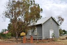 Ootha Presbyterian Church - Former
