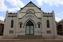 Orange Baptist Church 01-02-2020 - John Huth, Wilston, Brisbane